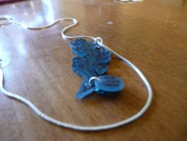 Chinese Dragon Necklace by bhakri