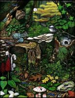 2015 Michigan Forested Wetlands by S-Hirsack