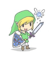 Chibi Link by TimTam13