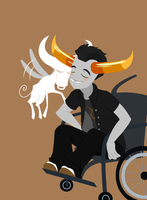 Tavros is Great by FoolsINvasion