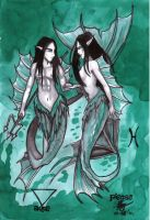 Pisces 2 by daisyamnell
