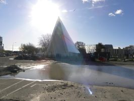 Christchurch Transitional Cathedral by RiverKpocc