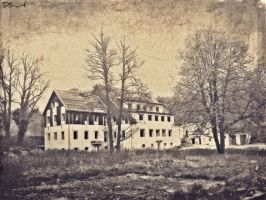 Demolished house by Diversound