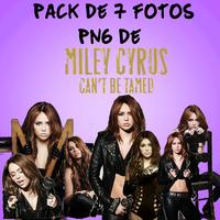 pack png de miley cyrus by holixd