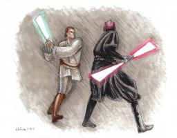 Copics Make Lightsabers Look Cool by bdevries