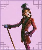 Willy Wonka by GilJimbo