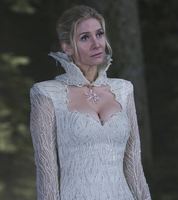 ingrid the snow queen ouat by queenElsafan2015