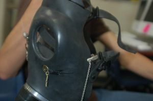Steam Punk Gas Mask WIP III by Leah-the-Red