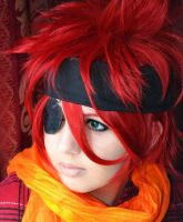 lavi bookman 02 by Dropchocolate