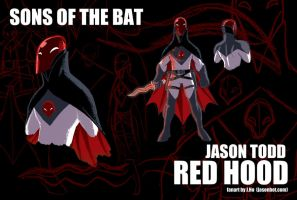 Sons of the Bat... Part 2 (of 5) by jasonhohoho