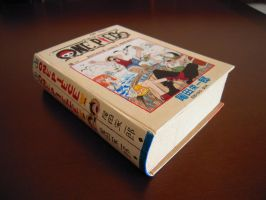One Piece book-box by MartyGallo