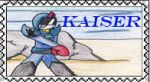 Kaiser Stamp by DamaGT