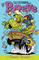 Popeye Variant Cover by LooneyLion