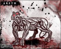 Areth Beast by Deviant-BELLUM
