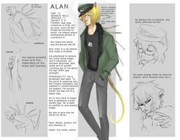 Judge NPC: Alan by Wing-shadow