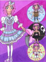 Pinky for pinkx2's Contest by Kawaii-RUBER-DUCKY