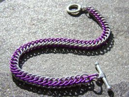 Half Persian 4-1 Bracelet 2 by Mommy-of-Monsters