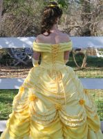 Belle 3 by LadyGryffindor