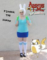 Adventure Time by Emma-in-candyland