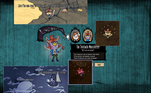Lycoris in Don't Starve! by 1337gamer15