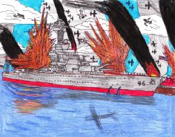 pearl harbor by AviatorGriffin