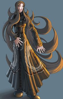 leona colors by redeve