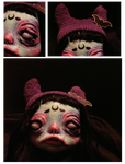 I'm not dead, here's a shrunken head by UrsulaDecay