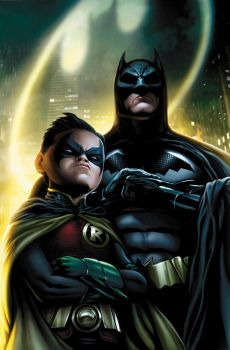 Batman and Robin by JPRart