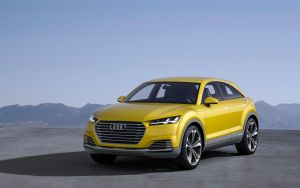 2014 Audi TT offroad concept by ThexRealxBanks