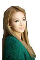 SNSD Hyoyeon Christmas ~PNG~ by JaslynKpopPngs