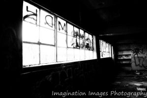 Urban Exploration 1 by Imagination-Images