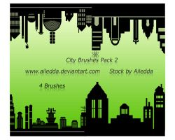City brushes pack 2 by Ailedda