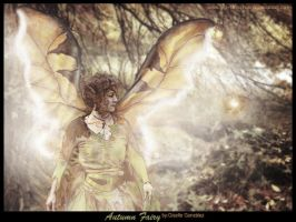 Autumn Fairy by Gigi-FenixPhoenix