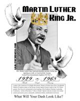 Martin Luther King Jr. by LanPow