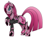 Laughter Mx 115 pinkie by BaroqueDavid
