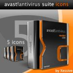 avast Antivirus Suite Icons by XSV