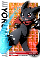 Yorumon Jintrix Card by Kazu-0