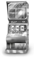 Slot Machine by MichaelPrescott