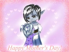 Mother day 2013 by Lilithina