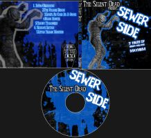 Sewer Side - CD Design by boomerangmouth