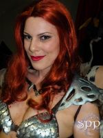 Red Sonja by SkyPandaPhotography