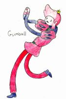 Prince Gumball by JonniCress
