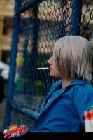 Smoking is bad for health by YagiPhotography