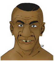 Mike Tyson by 94cape69