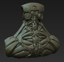 Robot WIP 2 by panick
