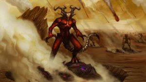 Demon Lords Arrives by zoppy