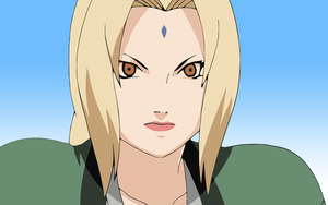 Tsunade wallpaper by schizosmurf