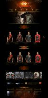 Amazingtee web design by junoteamvn