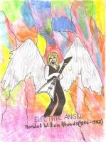 Electric Angel by Buhla