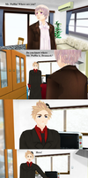 MMD Hetalia - Where is Mr. Puffin? by PikaBlaze